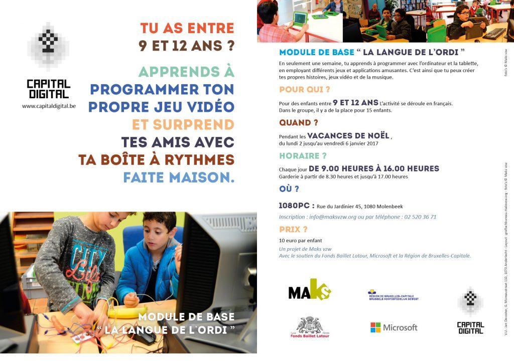 Capital Digital – Nu ook in het Frans!